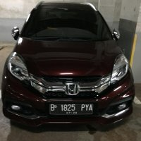 Jual Honda mobilio type RS cvt mulus bgt terawat