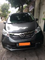Jual Honda Freed 2014 type S warna abu-abu