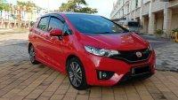 Honda Allnew Jazz RS cvt 2014 Merah