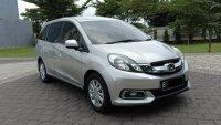 Jual Honda Mobilio E cvt 2014 AT Silver (DP minim)