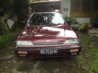 Jual Honda Accord Perstige Tahun 1989