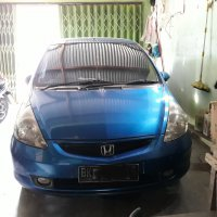 Jual Honda jazz 2005 automatic transmission