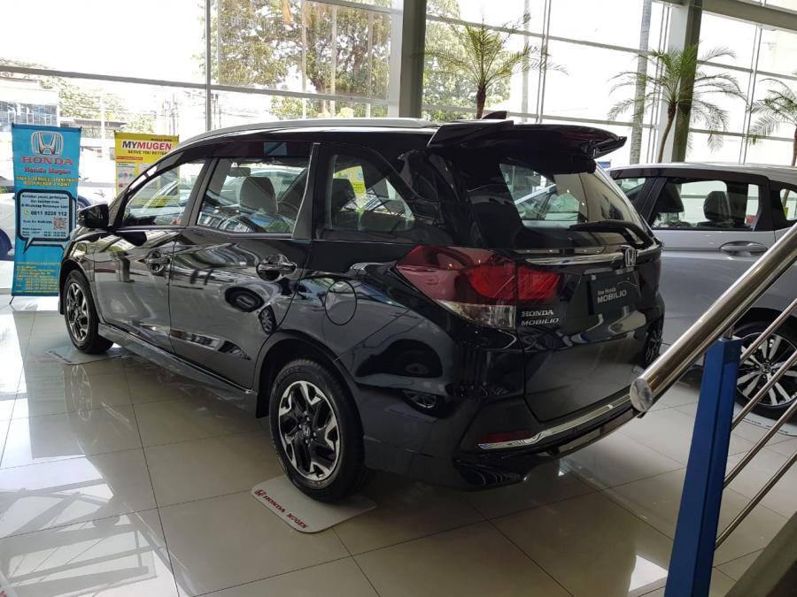 All New Honda Mobilio Rs 2019 Cas Atau Kredit Murah Mobilbekas Com