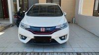 Jual Honda Jazz RS 2016 GK5 CVT White Orchid KM Rendah Plat L