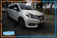 Jual Honda: Mobilio E CVT Prestige 1.5 Automatic 2015 <Putih Bersih Seperti baru>