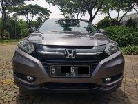 Jual Honda HR-V 1.5 E CVT 2015,Ada 2 Headrest Monitor Di Kursi Belakang