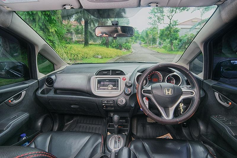 Honda Jazz Rs Matic Triptronic 2012 Mobilbekascom