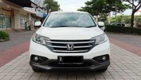 Jual CR-V: Honda CRV 2.4 AT 2013 Putih (DP ceper)