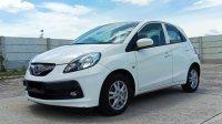 Jual Honda Brio E AT 2014 KM Rendah (DP minim)