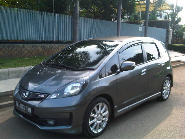 Honda Jazz Rs 1 5cc Mmc Manual Th 2013 Mobilbekas Com