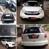 CR-V: Dijual cepat mobil Honda CRV 2.4 AT 2012 Putih good condition