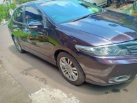 Jual Honda City 1.5 RS A/T, low km, warna burgundy