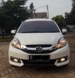 Honda: Mobilio 2014 km 30rb Matic, Mobilio Putih, Mobilio Prestige (1.jpg)