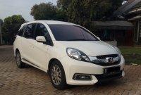 Honda: Mobilio 2014 km 30rb Matic, Mobilio Putih, Mobilio Prestige (2.jpg)