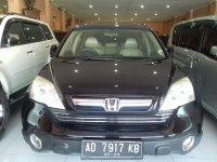 CR-V: Honda All New CRV M/T Tahun 2008 (depan.jpg)