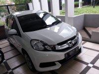 Dijual Honda Mobilio Type S Manual 2016 Putih plat H Kota Semarang