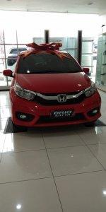 Jual Brio Satya: Promo DP Murah Mobil Honda Brio E MT