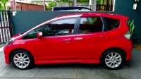 JUAL HONDA JAZZ RS AT 2013, RED METALIC, STNK PANJANG (image.jpeg)