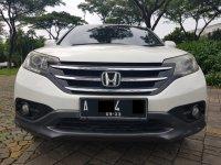 Jual Honda CR-V 2.0 AT 2013,Penampilan Elegan Yang Maskulin