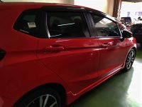 HONDA JAZZ RS AUTOMATIC RED 2017 SPECIAL CONDITION, KM 14 RB. (Jazz_RS_Automatic_Red_2017_1.jpg)