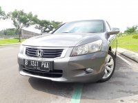 Jual Honda Accord 2.4VTI-L AT 2008