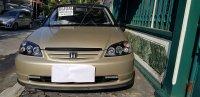 Jual Honda Civic VTi Thn 2001 1.7
