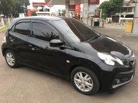 Jual Honda Brio Satya E 2014 Hitam Nego
