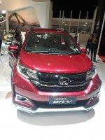 BR-V: Jual New Honda BRV Facelift