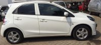 Jual Honda: Brio E 2014 CKD Putih AT Matic CASH