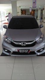 Jual Brio Satya: Honda Brio E MT Dp 23jt