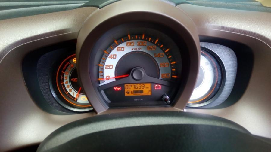 Honda Brio E M T Putih Istimewa Jarang Pakai