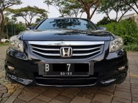 Jual Honda Accord 2.4 VTi-L AT 2012,Pilihan Para Professional Mapan