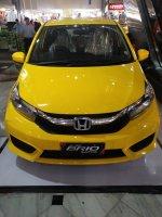 Jual Brio Satya: Promo Akhir Tahun Honda Brio Jabodetabek