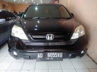 Jual CR-V: Honda CRV Tahun 2007