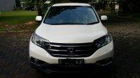 Jual Honda CR-V 2.4 AT Prestige Des 2014 Putih Mutiara