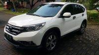 Honda CR-V 2.4 AT Prestige Des 2014 Putih Mutiara (CRV TPK PJK DPN.jpg)