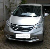 Jual Honda Freed E/PSD 2013 - Bandung - Silver Metalik