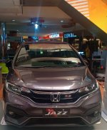 Jual Honda Jazz RS matic grey Istimewa Ready stock