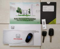 Honda Brio Satya: Brio E 2017 km 9rb Manual, Brio Abu, Brio Murah (8.jpg)