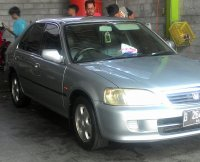 Jual Honda City Z VTEC 2001 Manual