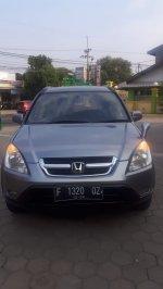 Jual CR-V: Honda CRV 2.0 2004 AT Jok 3 Baris Masih OKE