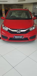 Jual PROMO Honda Brio S BARU Banyak Bonusnya DP 15jt Saja