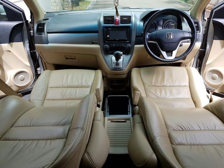 crv 2010 manual dijual