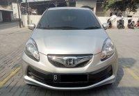 Jual Honda Brio 1.2 satya 2014 MT DP11