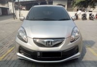 Jual Honda Brio S up E 2014 MT DP ceper