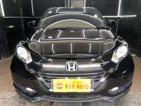 Jual HR-V: Honda HRV 1.5 E CVT AT 2018 Hitam KM 2rb-an