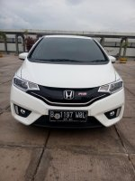 Jual Honda Jazz Rs matic 2016 putih km 3000