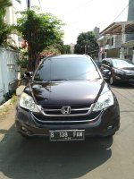 Jual CR-V: HONDA CR - V 2010 BLACK AT