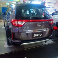 Jual BR-V: HONDA BRV S MANUAL 2019 CASH QTAU KREDIT SUPER MURAHHH