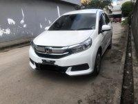 Jual All New Honda Mobilio Manual M/T Tahun 2017 Mulus Plat BG DP 25 JT